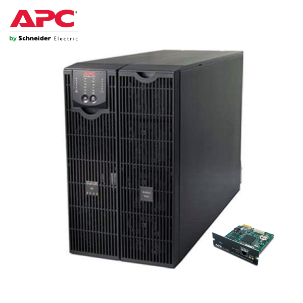 Details about APC Smart-UPS RT 8000 208V - Included AP9617 Remote  Management Card