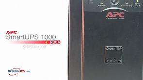APC RBC 6 in APC SmartUPS 1000