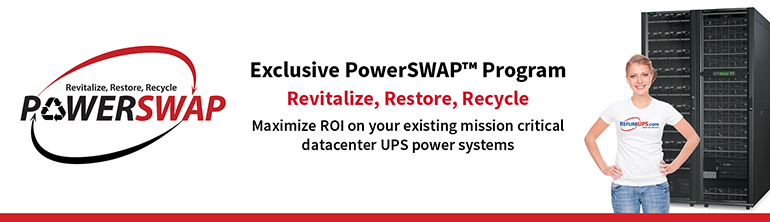 Powerswap - Datacenter Battery Refreshment